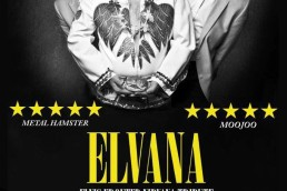 Elvana - Friday 27th May - Ironworks, Inverness