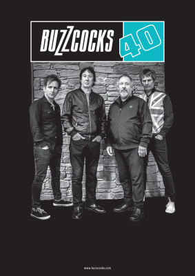 Buzzcocks - Friday 14th October - Ironworks, Inverness