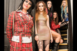 Sex Pissed Dolls - Sat 15th October - Ironworks, Inverness