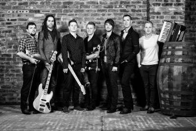 Skerryvore - Saturday 9th July - Ironworks, Inverness