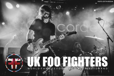 UK Foo Fighters @ Concorde 2, Brighton