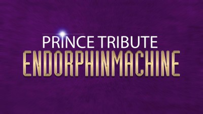 PRINCE TRIBUTE ENDORPHINMACHINE LOGO