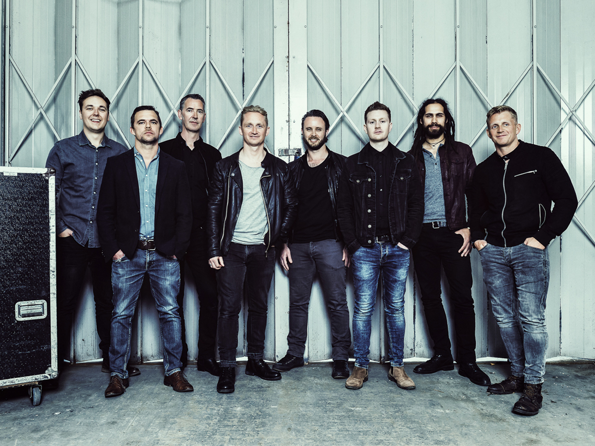 Skerryvore At Ironworks Music Venue Inverness