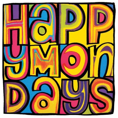 Happy Mondays logo